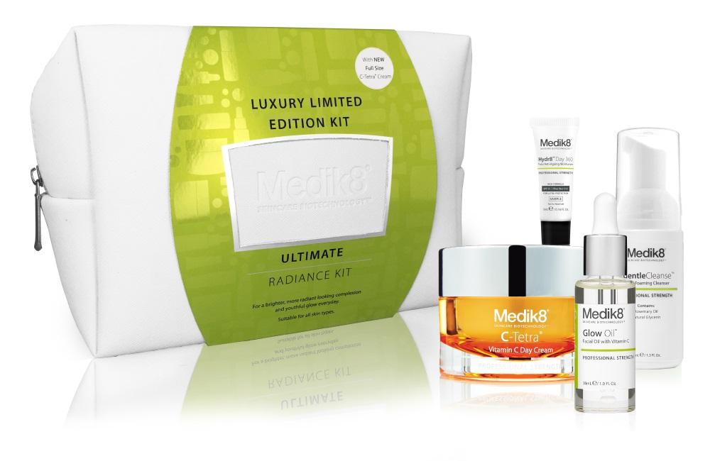 Medik8 beauty box Ultimate Radiance Kit